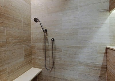 Master Shower Details